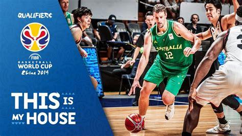 australia  japan highlights fiba basketball world cup