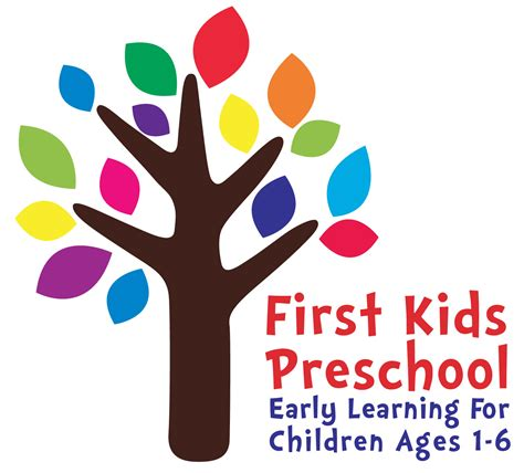 preschool birmingham 237 | First Kids Preschool logo square