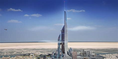 worlds tallest building rises  iraq business insider
