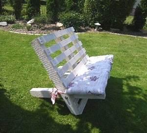 Idée Repas Nombreux : un banc diy avec des palettes deco diy bench garden ~ Farleysfitness.com Idées de Décoration