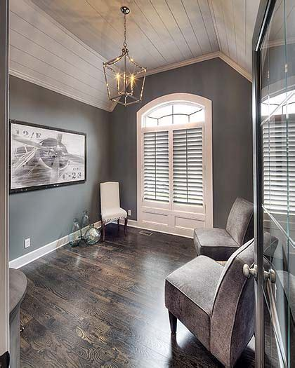 shiplap ceiling white shiplap vaulted study in 2019 shiplap ceiling home white shiplap
