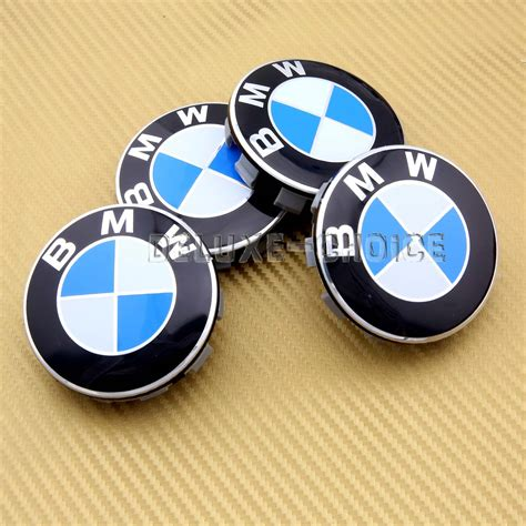 Car Alloy Wheel Rim Center Cap Hub Emblem Badge For Bmw