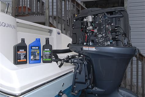 Do Outboard Boat Motors Need To Be Winterized by Diy Winterize Your Yamaha Four Cylinder Outboard