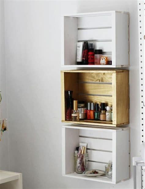 1001+ Idées Pour Fabriquer Une étagère En Cagette Soimême