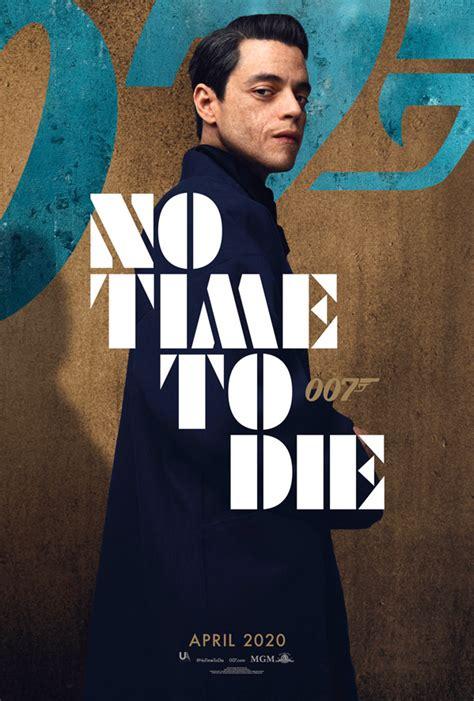 New Villain Trailer for Rami Malek as Safin in 007's 'No ...