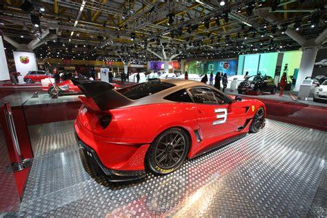 Ferrari Reveals The 750 Bhp 599xx  Scoop News
