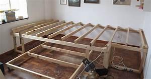 Bett Unter Podest : hier wird ein des g stezimmer in einen gro artigen mehrzweckraum verwandelt ~ Eleganceandgraceweddings.com Haus und Dekorationen