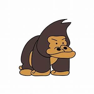 Gorilla Clipart - ClipArt Best
