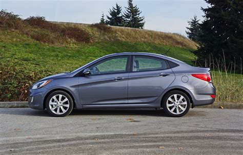 Hyundai Accent Gls Review by 2014 Hyundai Accent Sedan Gls Road Test Review