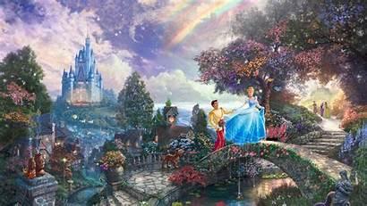 Disney Thomas Kinkade