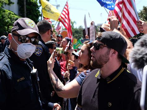 california capitol blocked  fence  protesters