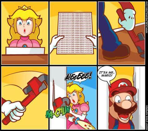 Heeeeeeres Mario The Shining Meets The Mushroom Kingdom