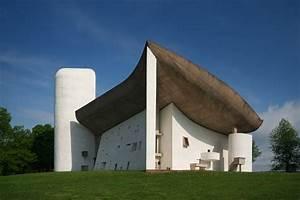 Chapel of Notre Dame du Haut, Le Corbusier Ronchamp France MIMOA
