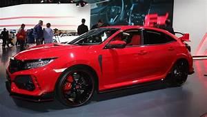 Honda Type R 2018 : 2018 honda civic type r exterior and interior youtube ~ Medecine-chirurgie-esthetiques.com Avis de Voitures