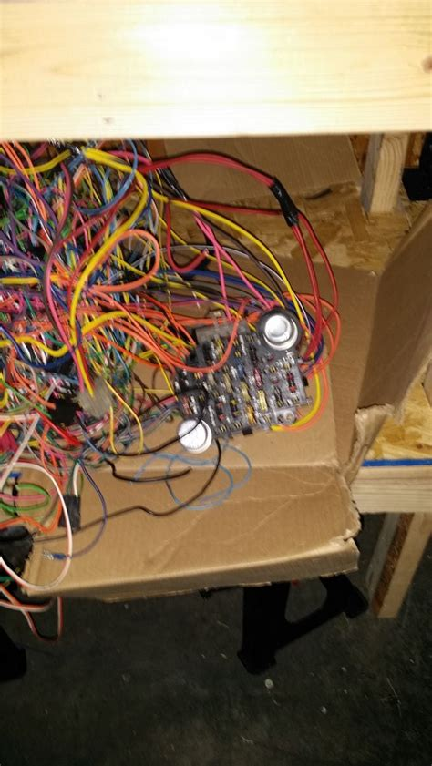 anyone the 1978 dash wiring harness out corvetteforum chevrolet corvette forum discussion