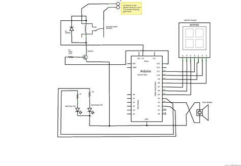 bluetooth headset circuit diagram the wiring diagram