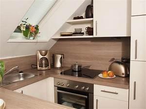 Küchen Für Dachgeschosswohnungen. stunning k chen f r ...