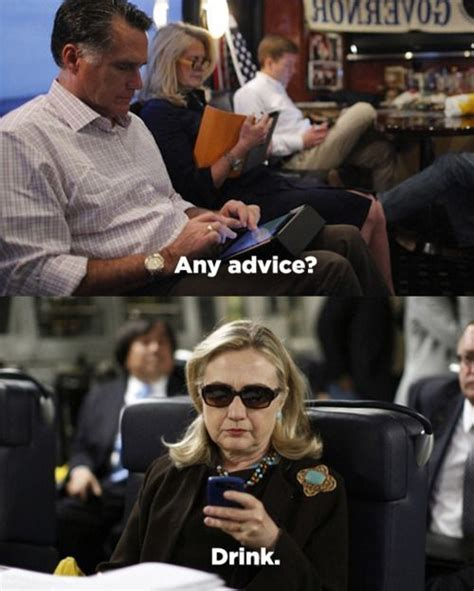 Hillary Clinton Texting Meme - the 10 best political memes of 2012