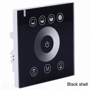 Led Touch Dimmer : buy diy home lighting single color led touch switch panel controller led dimmer ~ Frokenaadalensverden.com Haus und Dekorationen