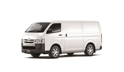 Toyota Hiace Backgrounds by Toyota Hiace Facelift Offer More Drive Safe And Fast