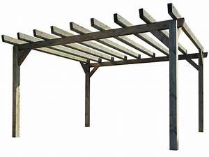 Pergola Bois En Kit Pas Cher : plan pergola bois excellent pergola bois pas cher et ~ Edinachiropracticcenter.com Idées de Décoration