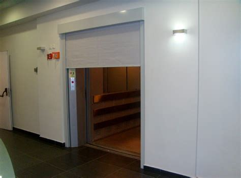 smoke curtain elevator scifihits