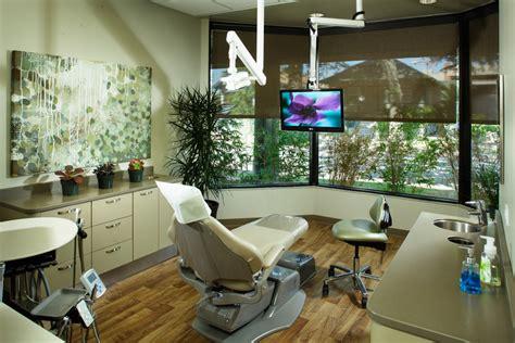 Spa-like Setting For Dental Health Care Office Design