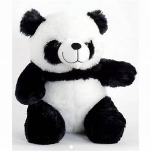 Grosse Peluche Panda : peluche panda assis 28 cm bimar mynoors ~ Teatrodelosmanantiales.com Idées de Décoration