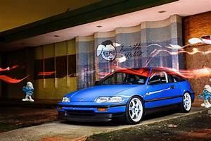 Honda Crx Wallpaper ·①