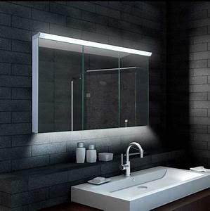 Spiegelschrank Badezimmer Mit Eloxiert Verarbeiteter