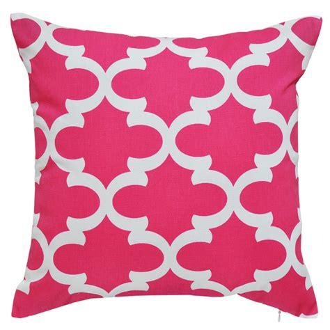 cusion floor fynn pink cushion 45x45cm hupper