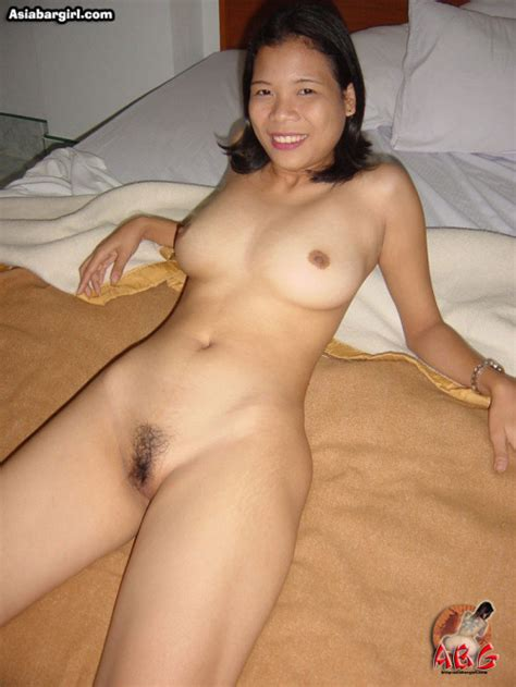 Naked Filipino Whore On A Hotel Bed Ready To Earn Her