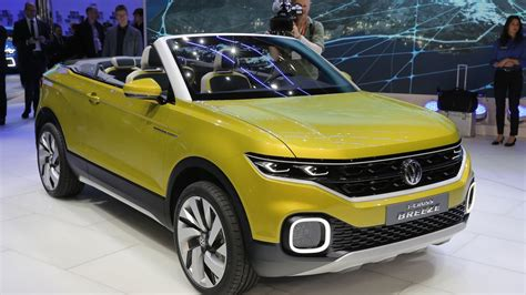 """Volkswagen Tcross Will Make You """"wonder Whether It's A Vw"""