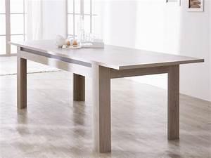 table de salle a manger moderne avec rallonge trendsetter With salle À manger contemporaineavec table de salle a manger moderne avec rallonge