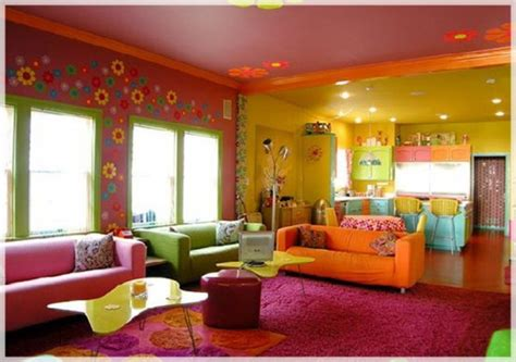 Colorful Rooms by 111 Bright And Colorful Living Room Design Ideas Digsdigs
