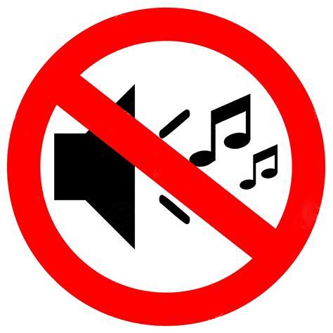No Sound by Dvc Delft Algemene Maatregel Muziek Na Klachten