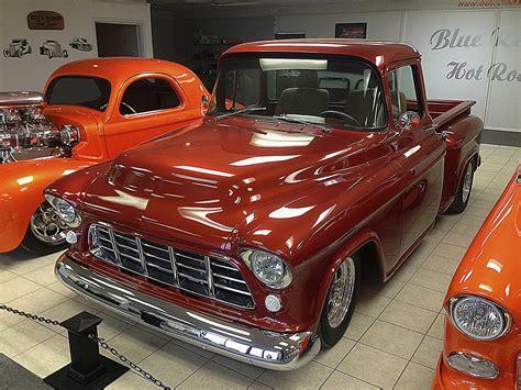 Custom Chevy Truck Restomod Frame Off Overdive