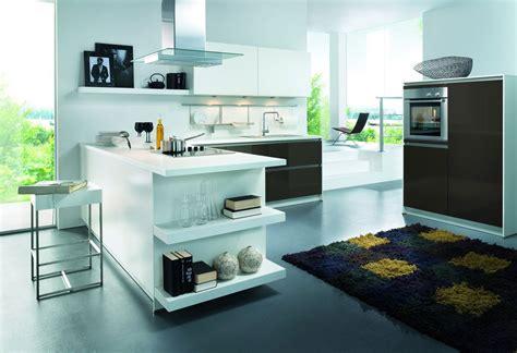 architecture de cuisine moderne cuisine blanche 24 photo de cuisine moderne design