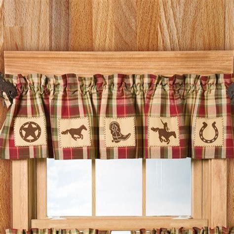 western kitchen curtains 26 best theme bedroom images on