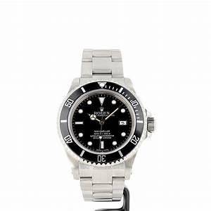 Montre Rolex Occasion Particulier : montre rolex oyster perpetual sea dweller 16600 d 39 occasion ~ Melissatoandfro.com Idées de Décoration
