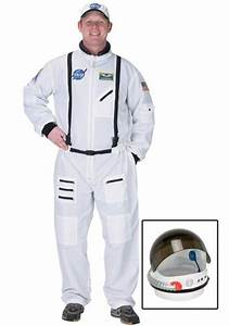 Adult Astronaut Costume - Adult Uniform Rental Costumes
