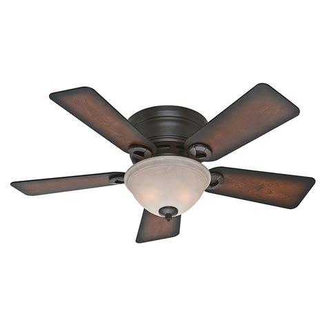 hunter fan light bulbs 42 inch hunter fan conroy onyx bengal ceiling fan with