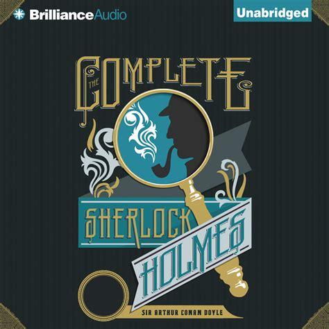sherlock holmes complete audiobook books arthur doyle conan audiobooks audio covers author heirloom sir vance printable hound baskervilles