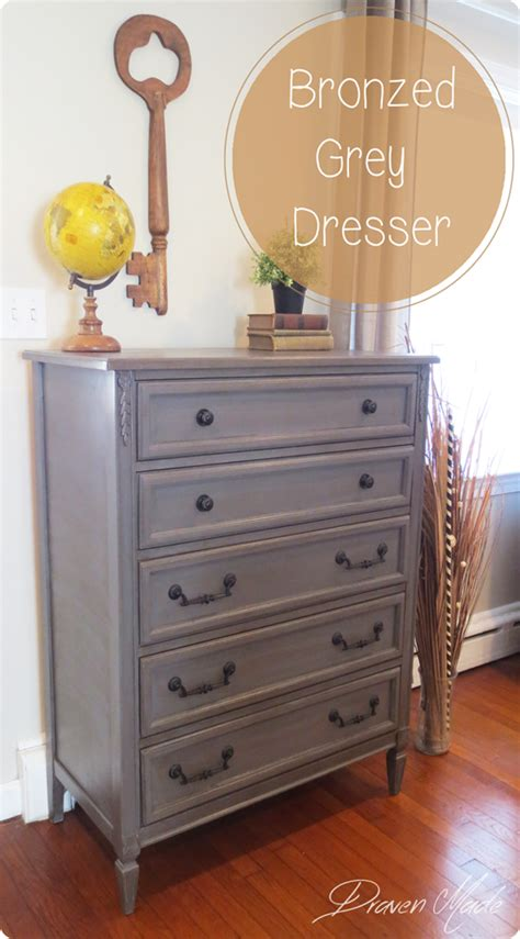 antique gray dresser makeover painted furniture ideas
