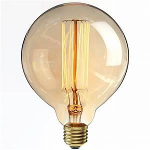 Ampoule Led Design : ampoule design e27 globe incandescente ampoule vintage ~ Melissatoandfro.com Idées de Décoration