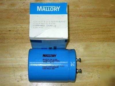 electrolytic capacitor 1100 ufd 450 wv