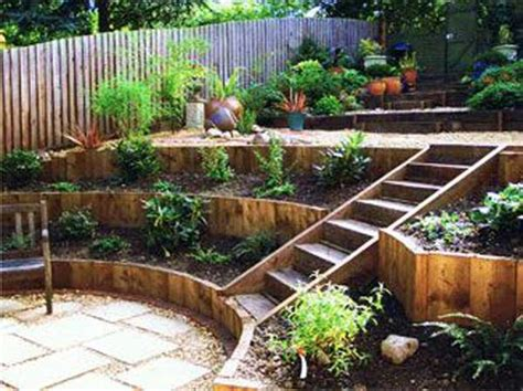 Landscaping Ideas For Small Sloping Backyards by 22 Amazing Ideas To Plan A Slope Yard That You Should Not