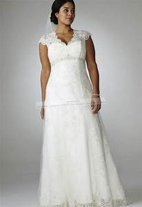 plus size retro vintage wedding dresses pluslookeu With plus size 2nd wedding dresses