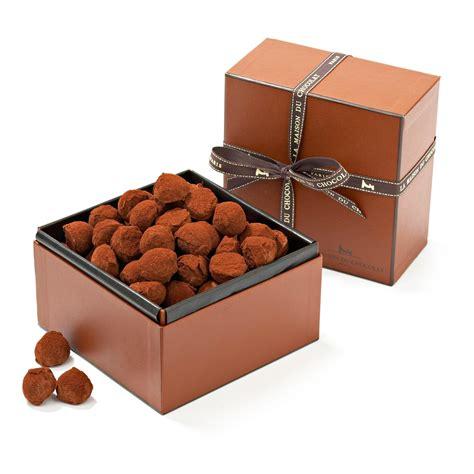 la maison du chocolat la maison du chocolat plain truffle box set at aha