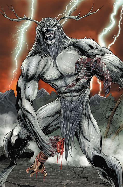 Weakness Exles by Hunters Survival Guide Files Wendigo 1